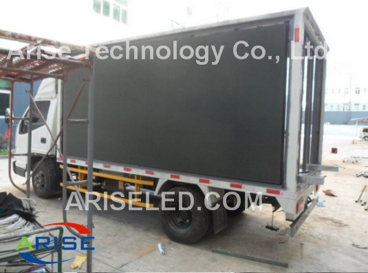 Truck Mounted LED Display P10mm P5 P4 P6 P8 P16 P12 outdoor Truck Mobile LED Display Digital Billboa