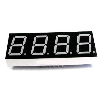 0.8 inch 4 digit led display