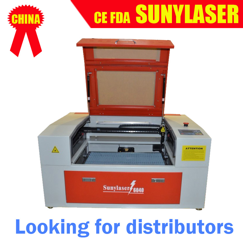 50w/60w Acrylic Laser Engraving Machine with Good Quality