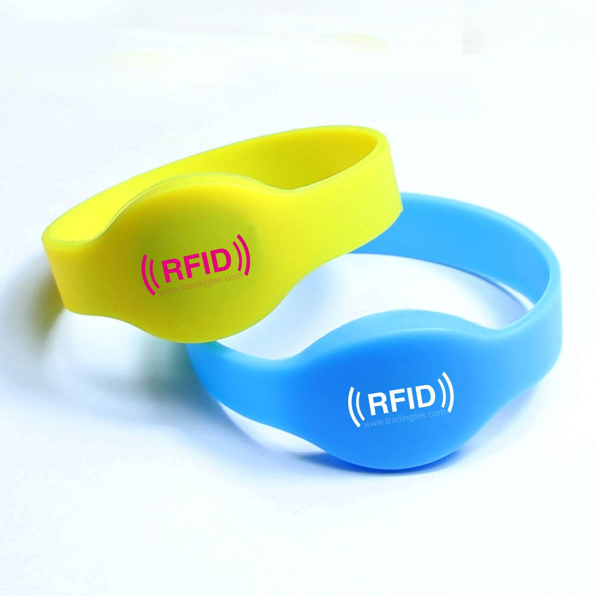 and white red stock a photo background on picture bracelet rfid