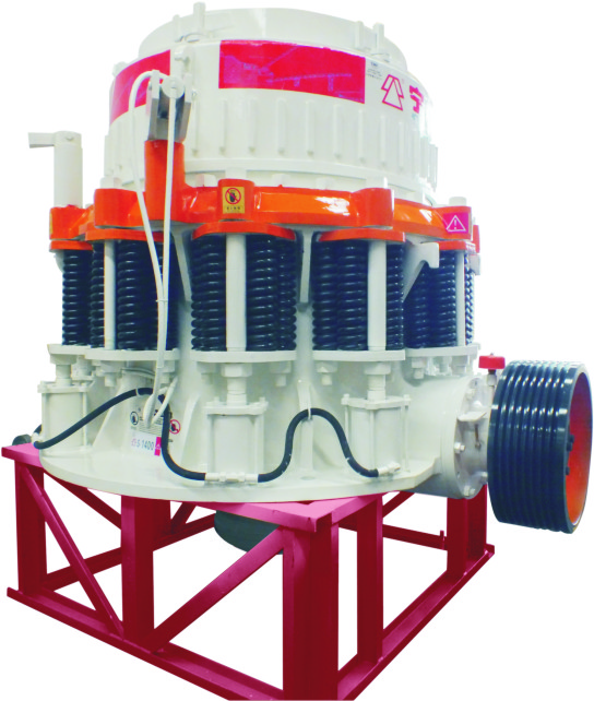 Modern High Performance JYC Compound Cone Crusher Spring Cone Crusher for Mines, Ores, Rock