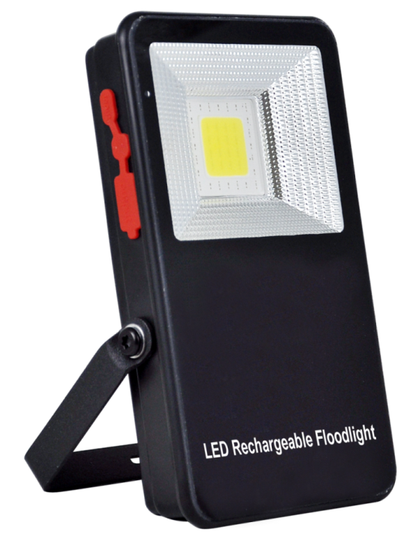 Portable led rechargeable work light