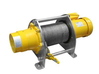 Electric Wire Rope Winch TB750a/TB750b