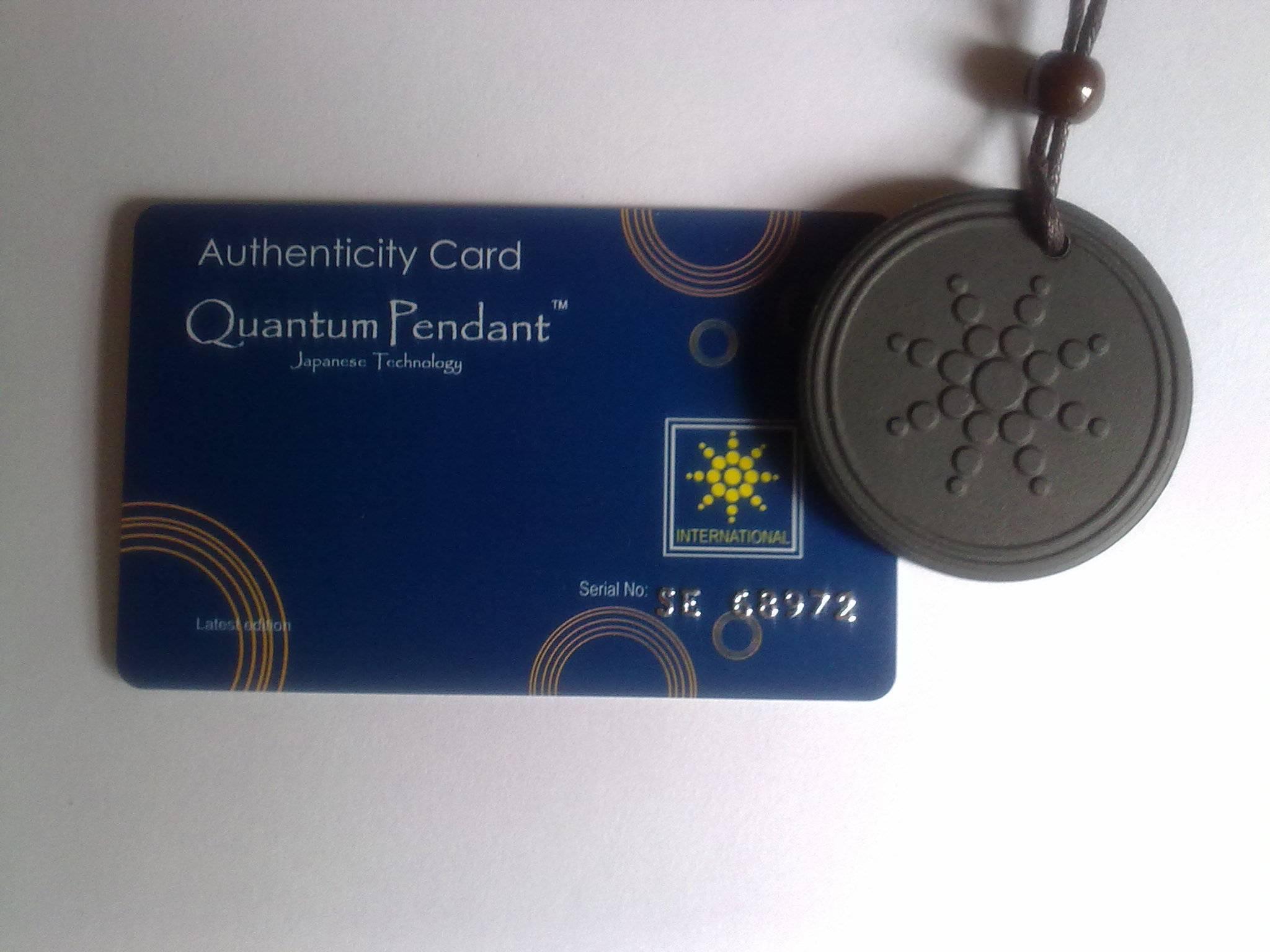 Quantum pendant soni enterprise quantum pendant aloadofball Gallery