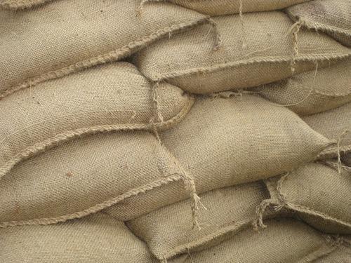 DW Jute Flour Bag