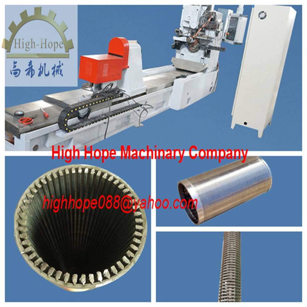 High Quality Wedge Wire Screen Welding Machine