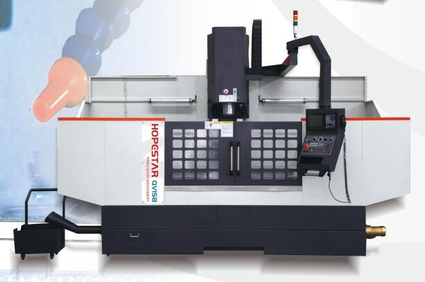 QV series mini cnc machine center
