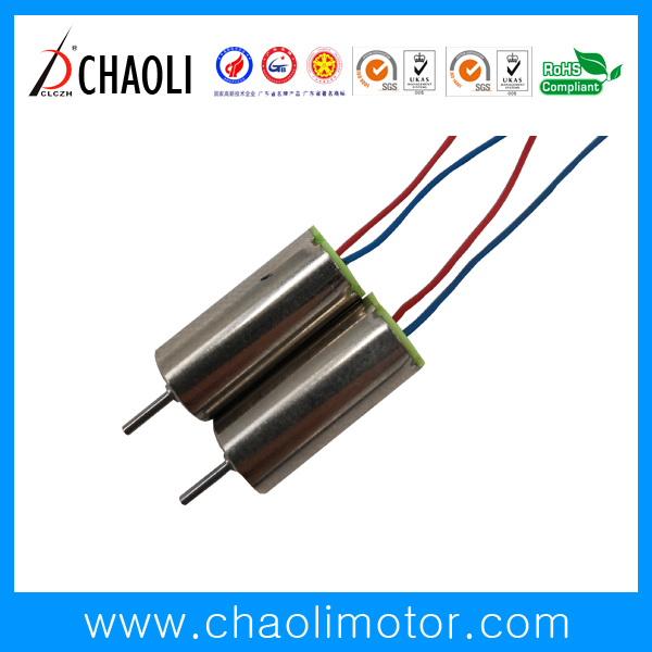 6mm DC Hollow Cup Motor CL-0614 With Long Life For Model Airplane And Copter