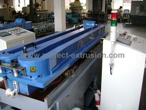 63mm Single Layer PE Pipe Extrusion Line Machine
