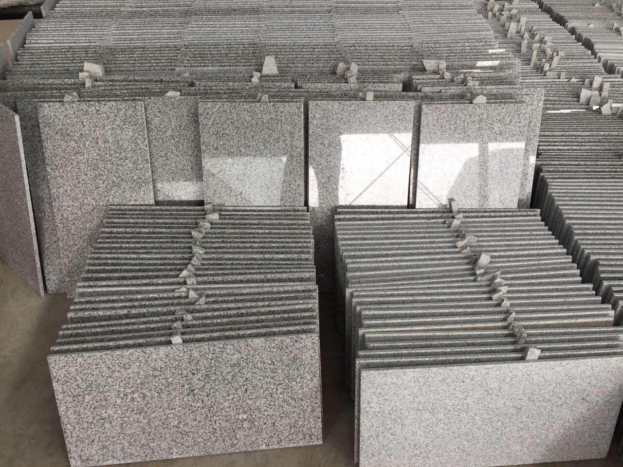 China gray granite G602 for tiles