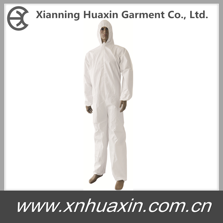 Type5&6 Microporous Coverall (HXCR-04)