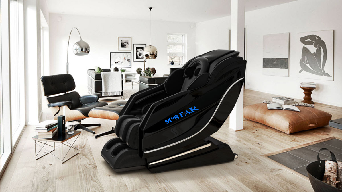 Latest Whole Body Office Massage Chair With App RT-A10