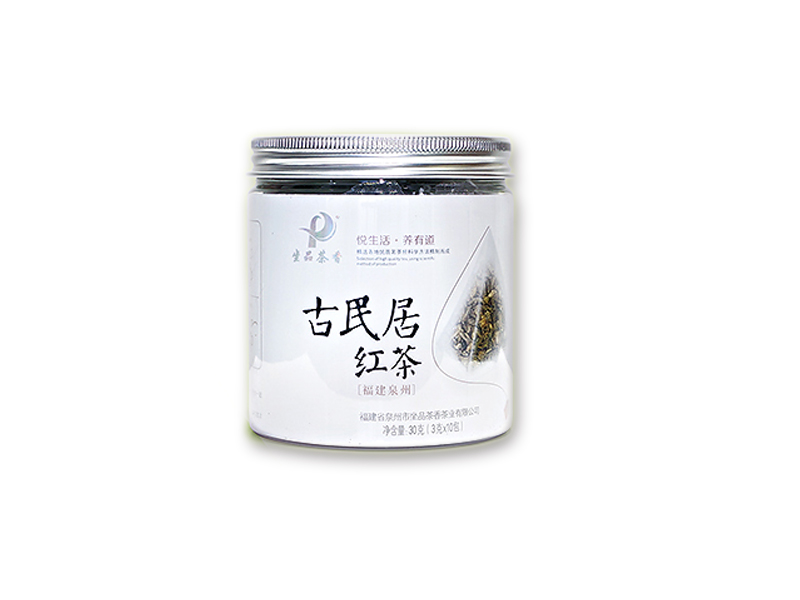 Chinese Premium Conventional Full-fermented Black Tea bag