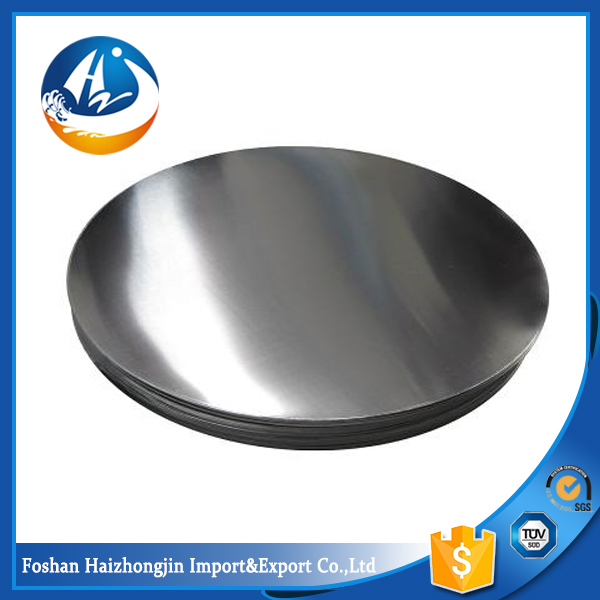 200 series 201 grade cold rolled stainless steel circles for sale
