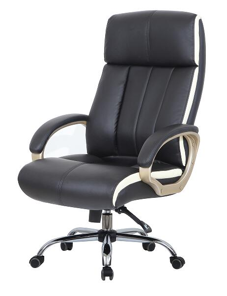 M&C hot sale luxury ergonomic leather computer chair
