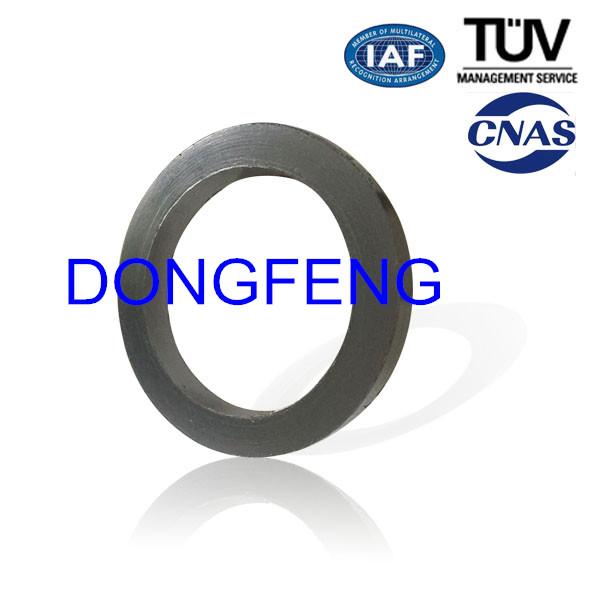 Die formed graphite ring