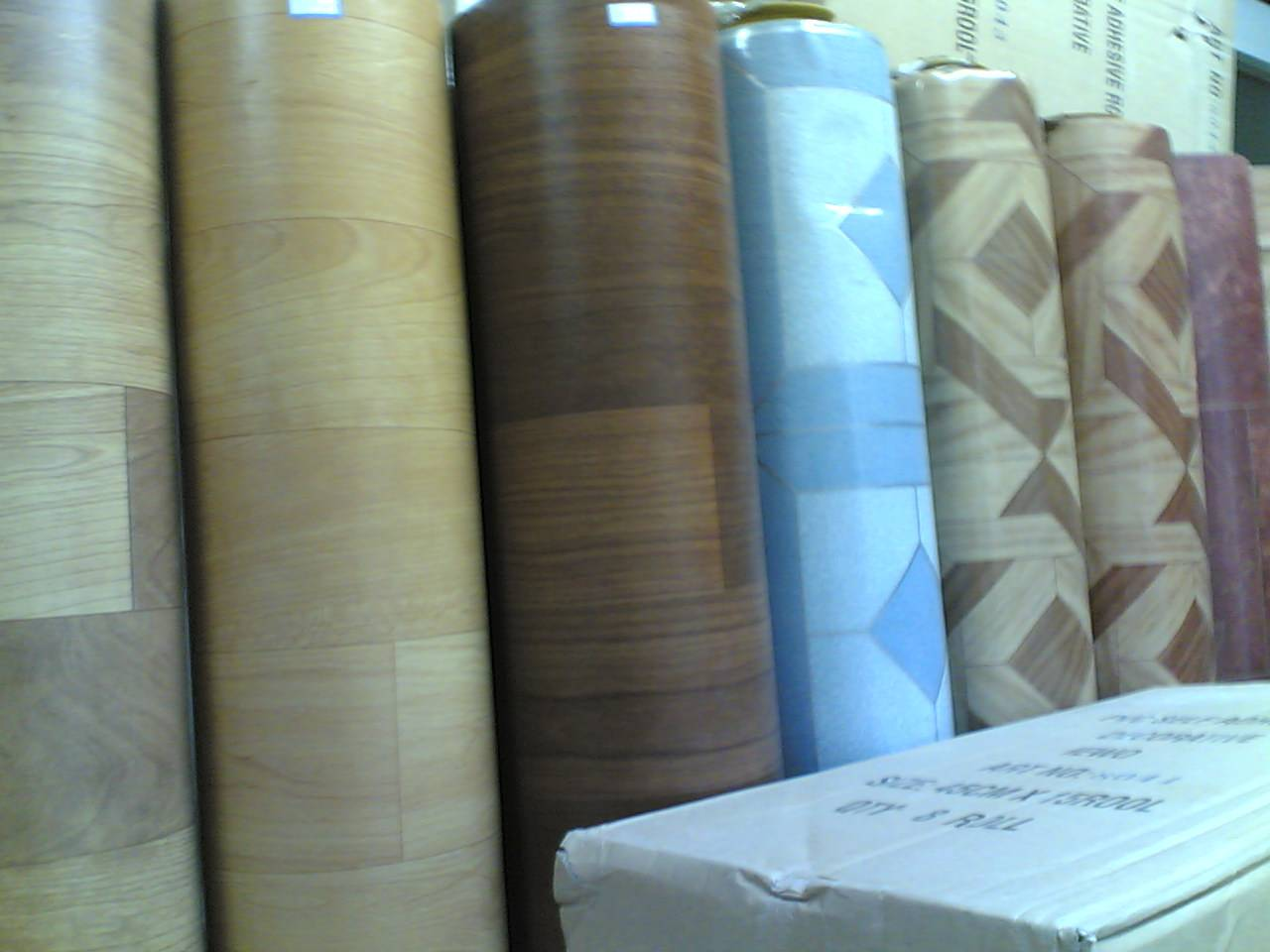 Vinyl flooring roll image of best wood look vinyl for Vinyl floor covering