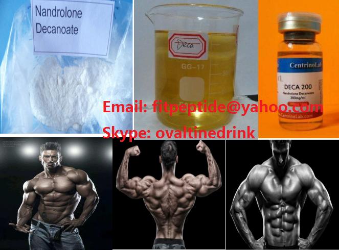 99.0% Purity Deca/Nandrolone Deca/Nandrolone Decanoate Durabolin raw powder