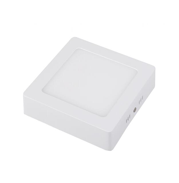 ultra slim square led surface panel light