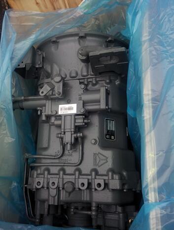 Sinotruk Howo Transmission HW19710 Sinotruk Gear Box For Sale