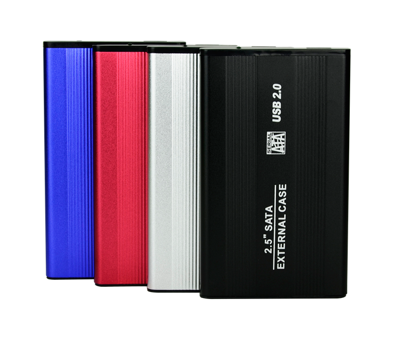 High Quality Portable Hard Disk Case External 2.5 Inch Hdd Enclosure