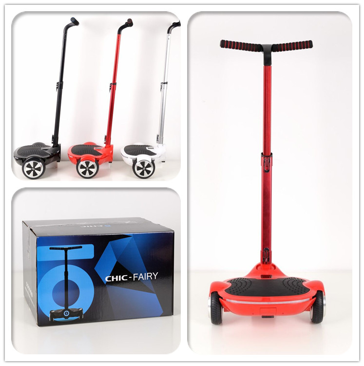 """Foldable Self Balancing Scooter Hover Self-Balance Board CE Certified, All-Terrain 6.5"""" Alloy Wheel"""