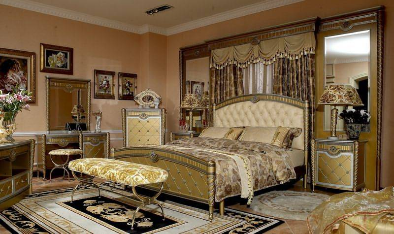 European bedroom sets