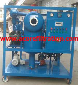 Price Vacuum Transformer Oil Purification Systems