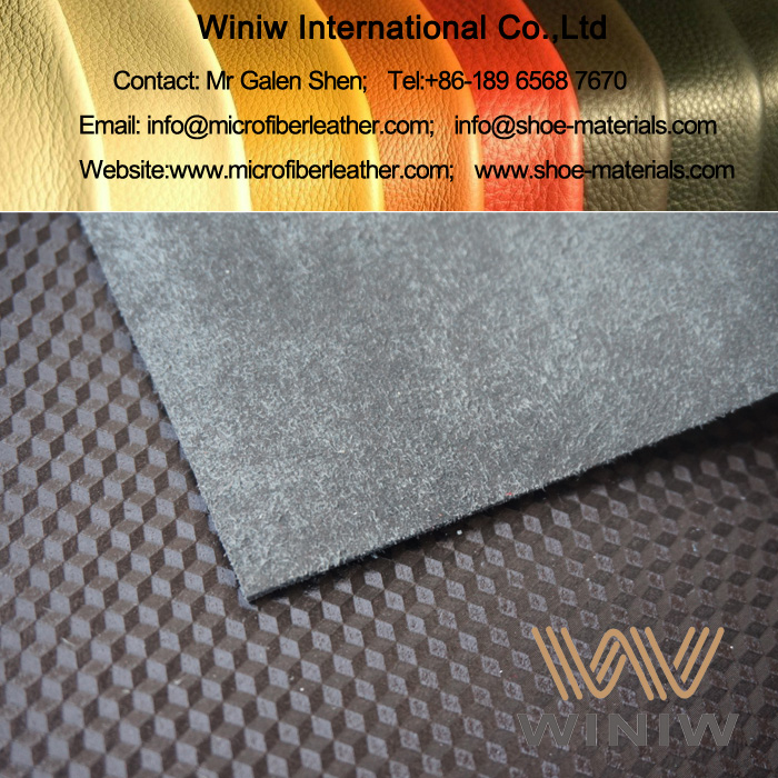 Colorful Printed PU Artificial Leather
