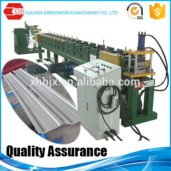 Decoration steel ceiling tiles making machine metal ceiling panel roll forming machine