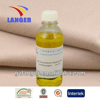 High Temperature Disperse Dye Leveling Agent LA-103