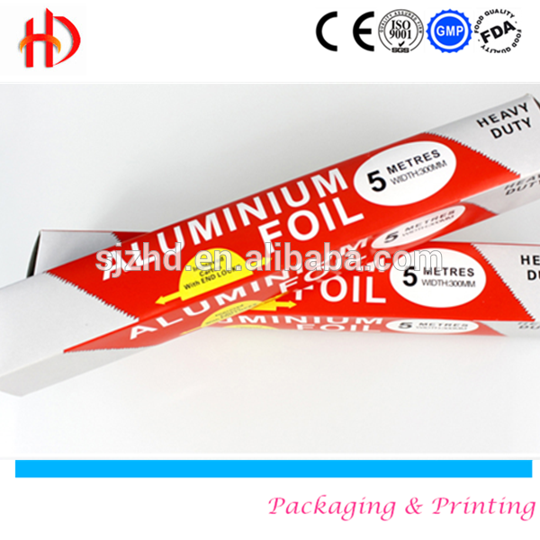 8011 O Good price factory industrial aluminum foil roll for packaging