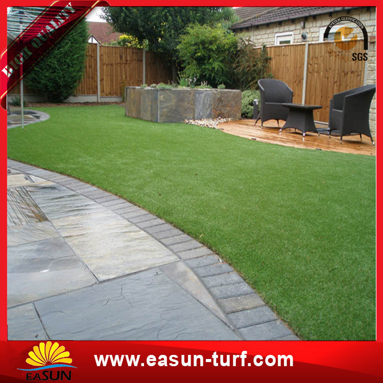 synthetic grass turf landscaping artificial grass turf for garden-Donut