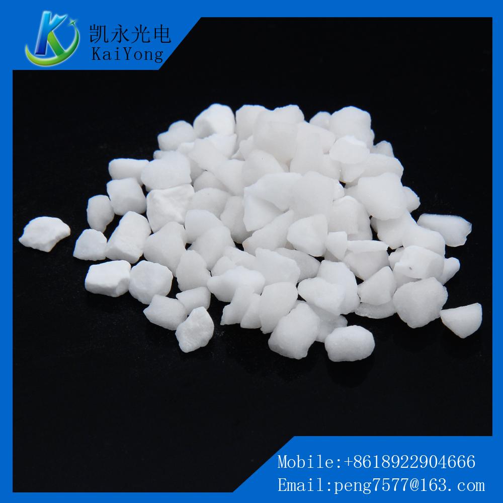 Na3AlF6 optical coating material production High purity fluorine sodium aluminate, cryolite