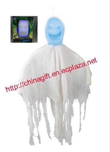 Lighted Hanging Phantom / Ghost