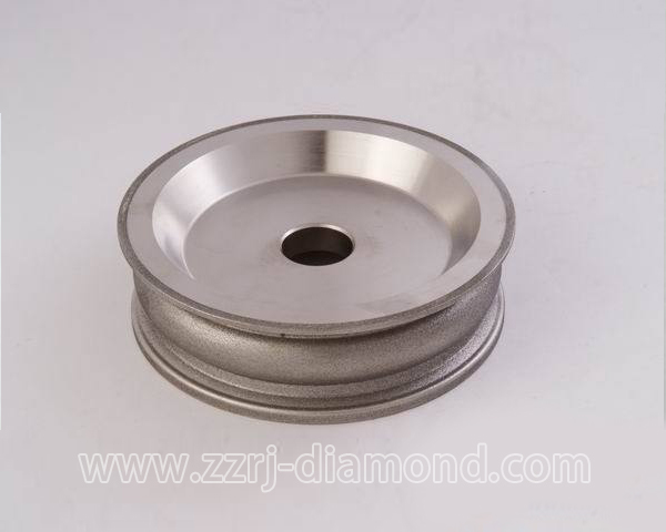 Customized Electroplated Diamond Grinding Wheels