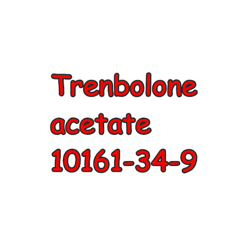 99% Quality Anabolic Steroid Raw Trenbolone acetate Gain muscle CAS 10161-34-9