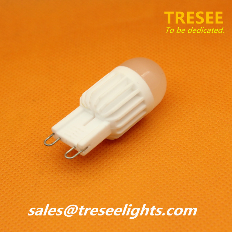 3.5W Round LED Bulb G9 Base For Replacement Halogen Light Lamp Replace