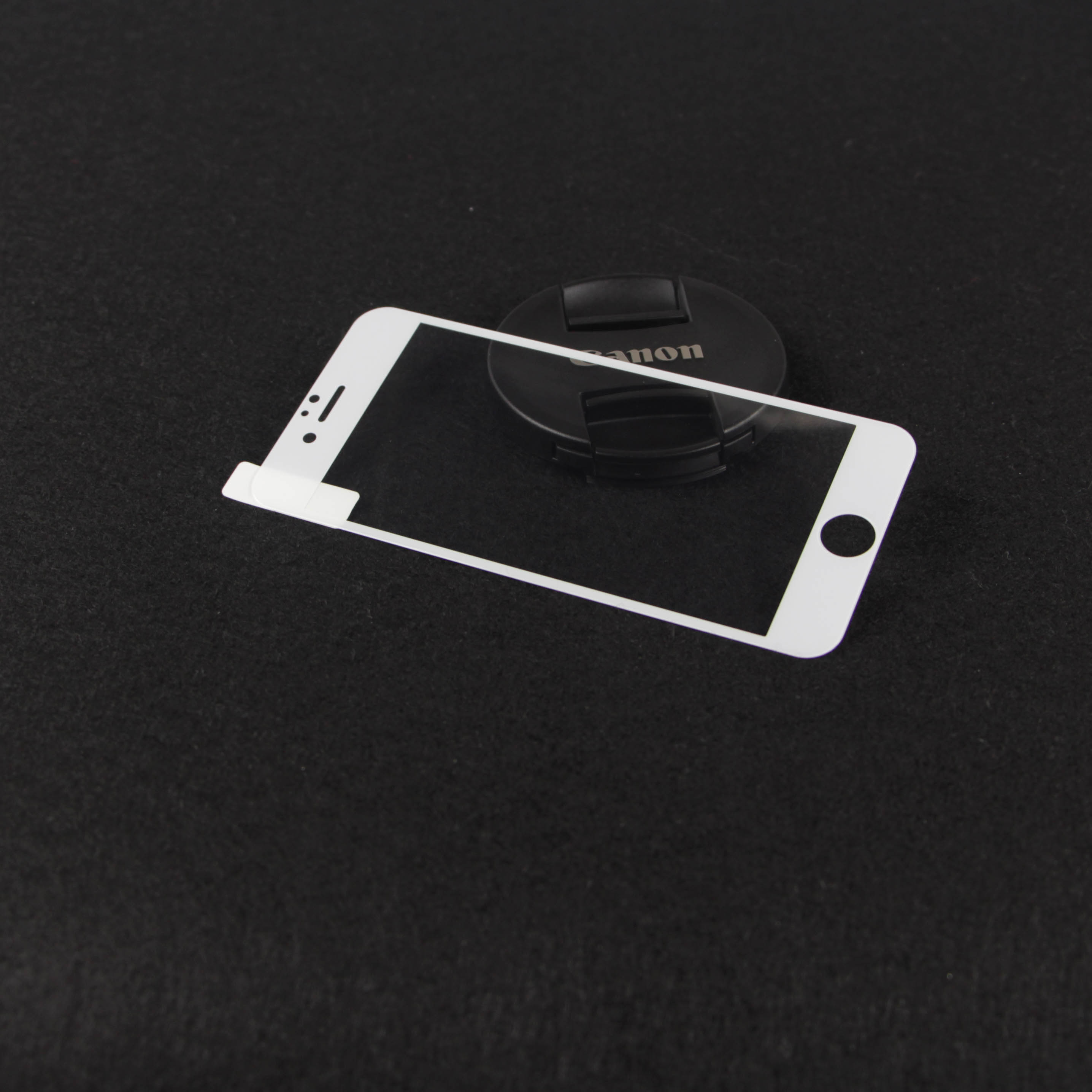 Mobile/Cell Phone Accessories 0.33mm 2.5D Full Cover Mirror Color Tempered Glass Screen Protector