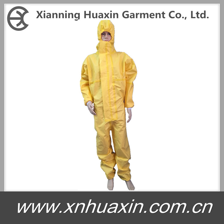 HXCR-C:Chemical Taped Coverall