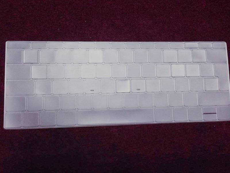 Hot selling TPU keyboard cover/skin Europe layout