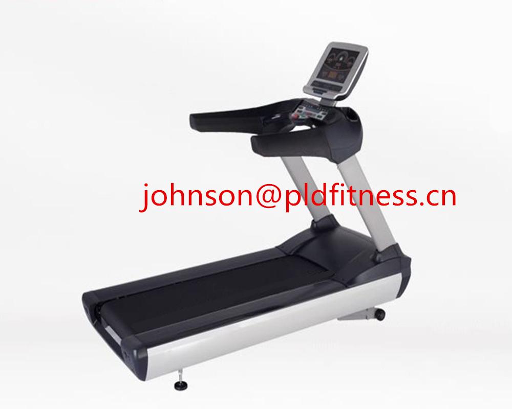 7.0HP LCD Display Fitness Center Cardio Treadmill
