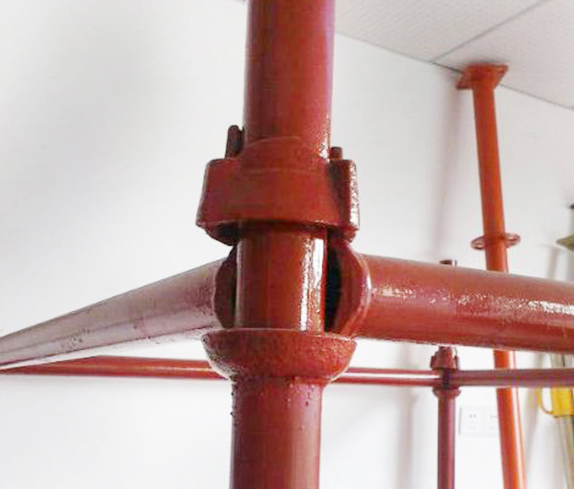 PIPE Cuplock scaffolding system - cuplock diagonal