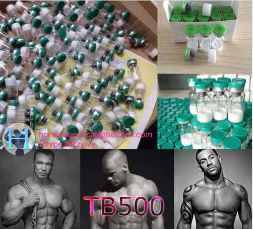 99% TB500 2mg Thymosin Beta 4 Injectable Peptide CAS 77591-33-4 Tb 500 Peptide