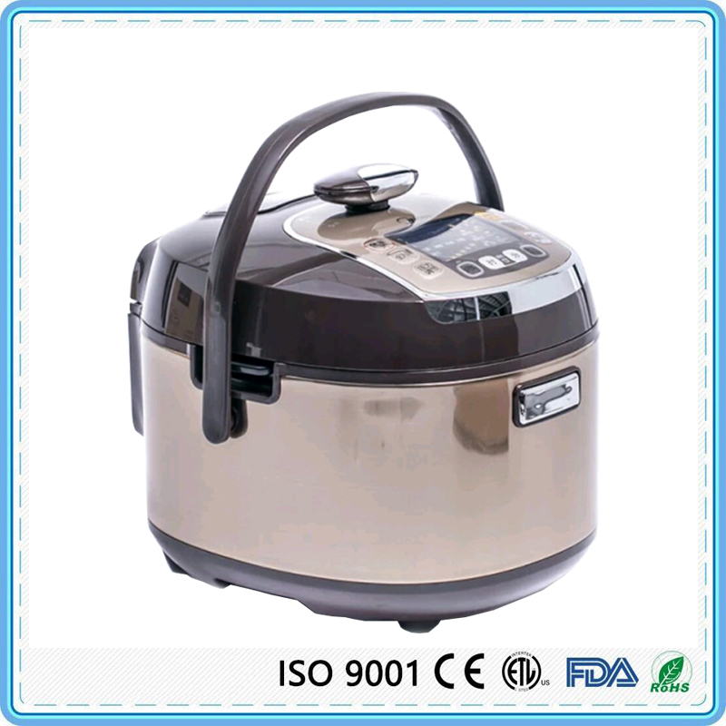Camping Electric Cooking Appliances Best Orange Pressure Cooker For Sale