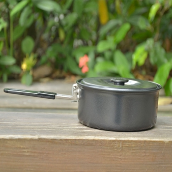 Hot sale aluminum non stick soup pot