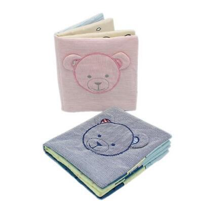 baby teething toy soft animal cloth book baby education toys fabric book