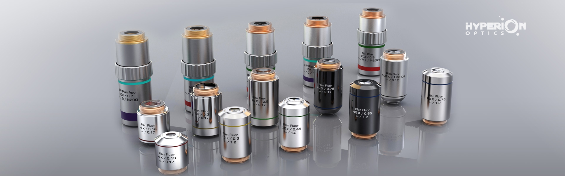 Rod and Cone Lenses
