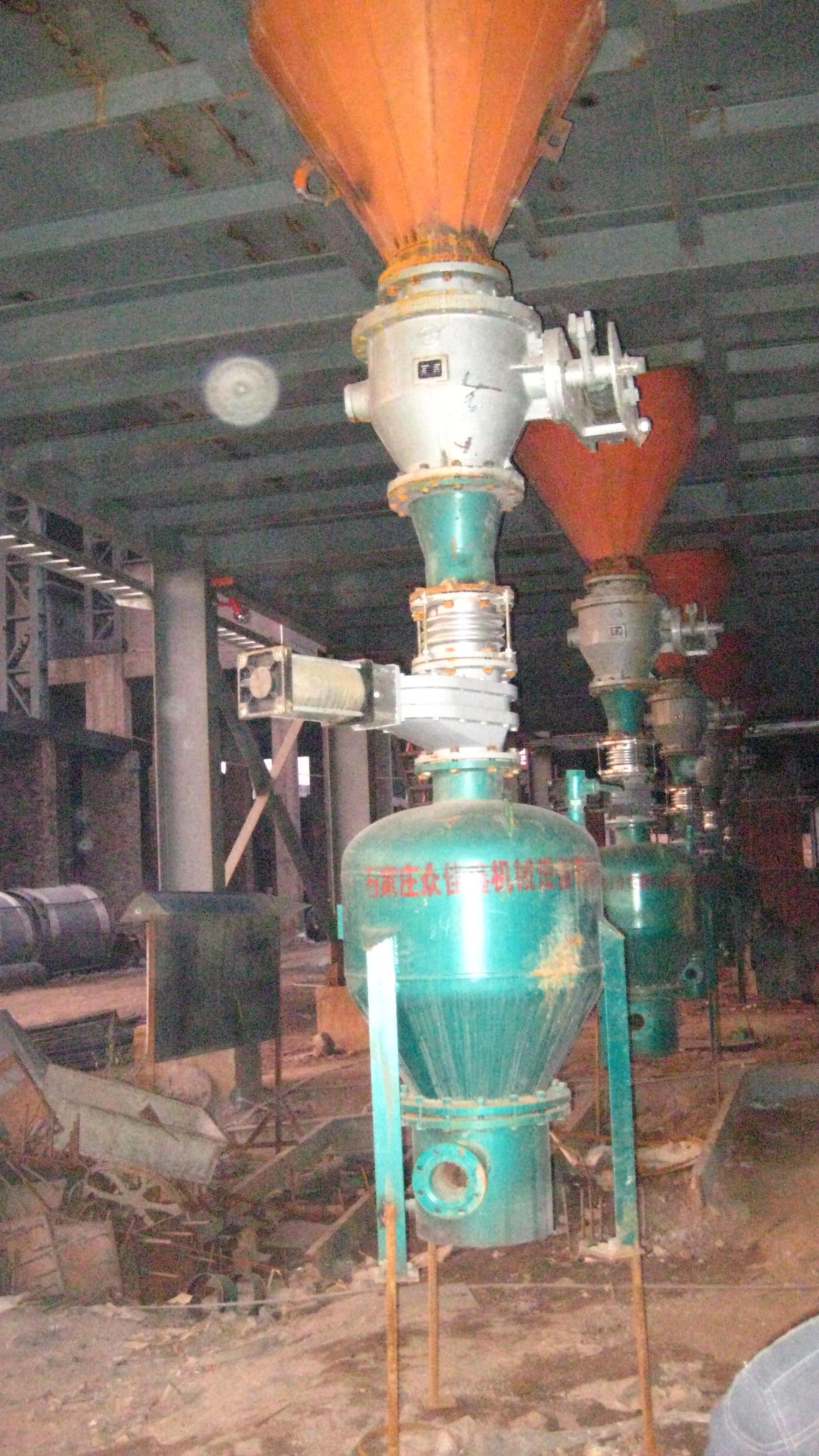 Dense Phase Pneumatic Conveyor