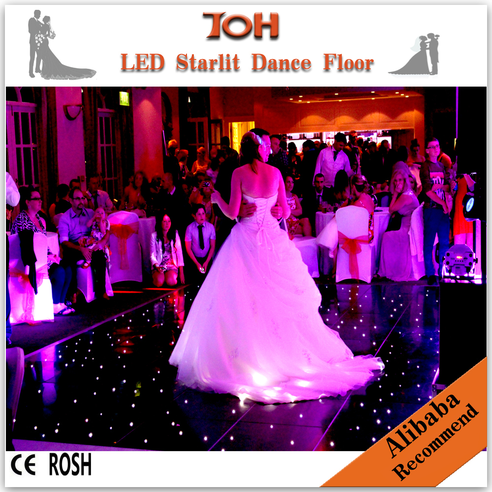 Led dance floor panels used dance floor for sale